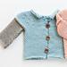 Taytem Baby Sweater pattern