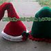 Claus & Helper Hats pattern