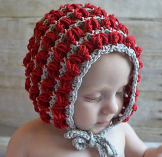 Puff Baby Bonnet