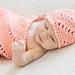Pinwheel Baby Cocoon pattern