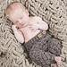Diagonal Weave Baby Pants pattern