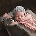 Ashlyn Baby Bonnet pattern