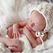 Texture Weave Baby Bonnet pattern