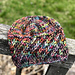 Knit Alpine Twist Beanie pattern