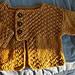 Baby Soft Cardigan pattern