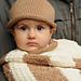 Sampler Stripes Baby Blanket pattern