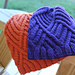 Diagon Hat pattern