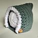 Classy Elf Pixie Hat (v.2) pattern