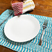 Summer Stripes Placemat pattern