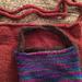 Basic Square Felted Bag pattern