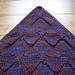 Abstract Butterfly Lace Shawl pattern