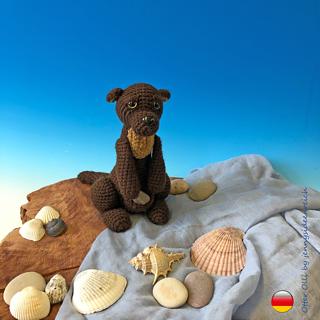 Otter häkeln // Amigurumi + Tiere häkeln   320x320