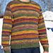 Autumn Colors Sweater pattern