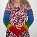 Rainbow Brite Mitts pattern