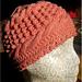 Gracie Women's Hat Pattern pattern