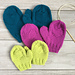 Hidden Love Mittens pattern