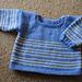 Striped Sweater pattern
