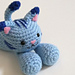 Floppy Cat Amigurumi pattern