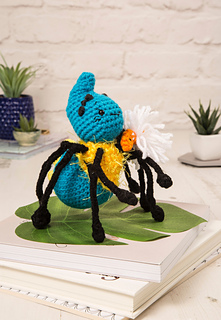 As featured in Crochet Now magazine, Issue 59.