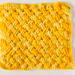 Celtic Weave Dishcloth pattern