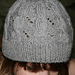 Hermione's Cable & Eyelet Hat pattern