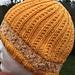 Hat #27 Beaded Rib pattern