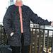 Branching Out round yoke sweater/coat pattern