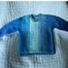 Gradiation Pullover pattern