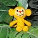 Lemon the monkey pattern