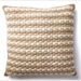 Woven Look Pillow pattern