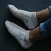 Flores Socks pattern