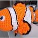 Clownfish pattern
