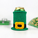 St Patricks Day Can Cozy pattern