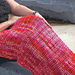 One Row Blanket De La Harlot pattern