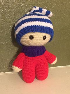 Amigurumi Poupons YOYO crochet partie 2/2 / YOYO mini dolls ... | 320x240