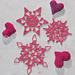 Baby Snowflakes pattern