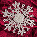 3D Crystal Snowflake for Mom pattern