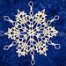 Mill Creek Snowflake pattern