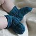Cozy Little Toes pattern