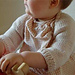 Confection Baby Shrug pattern