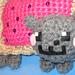 Nyan Cat Amigurumi Stuffie pattern