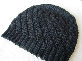 R0055 - Men's Loop and Hat pattern by Tanja Steinbach