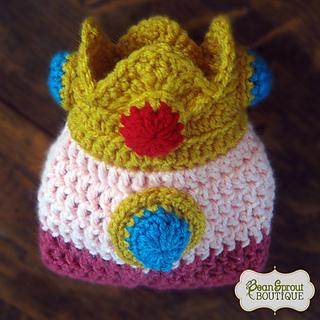 Princess Peach Amigurumi Pattern / Crochet Pattern | Etsy | 320x320