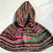 Into the Woods Baby Poncho pattern