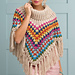 Cowl Neck Poncho pattern