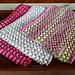 Bee-utiful Dishcloth pattern