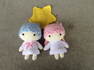 Amigurumi Little Doll Free Pattern | 240x320