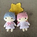 Little Twin Stars Kiki Lala Doll pattern