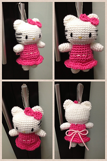 HELLO KITTY AMIGURUMI - YouTube | 320x213