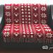 Christmas Sampler Blanket pattern